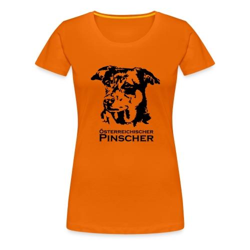 Österreichischer Pinscher - Frauen Premium T-Shirt