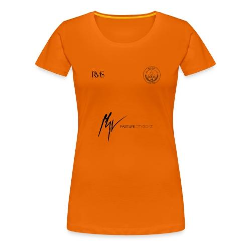 Fastlife Cityboyz - Vrouwen Premium T-shirt