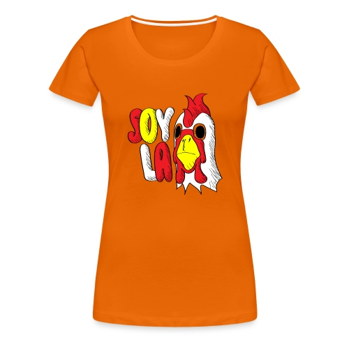 Soy La Turuleca Para Hombre - Camiseta premium mujer
