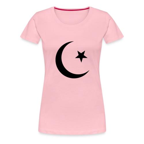 islam-logo - Women's Premium T-Shirt