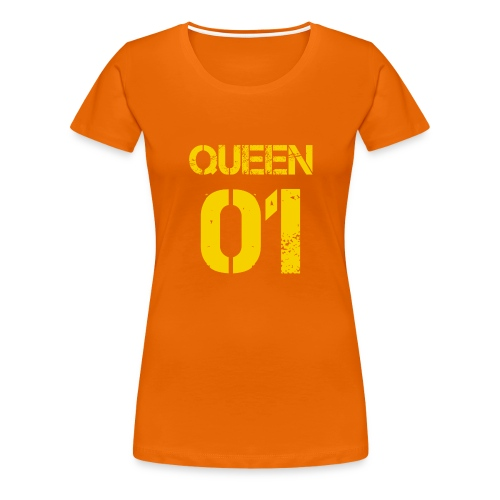 Queen - Koszulka damska Premium