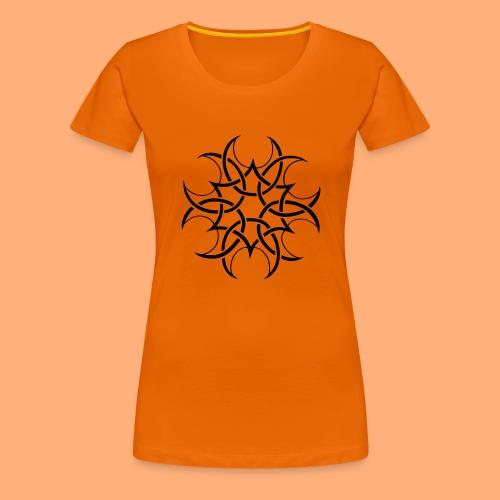 cropcircle - T-shirt Premium Femme