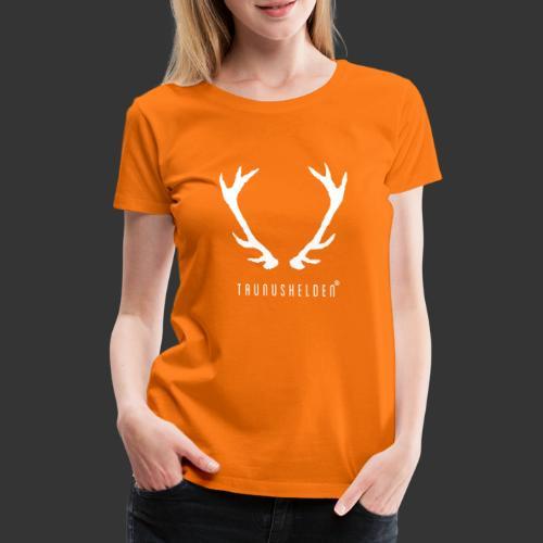 White Helden - Frauen Premium T-Shirt