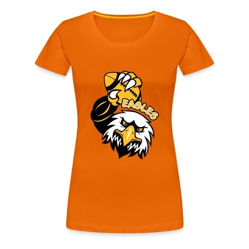 Eagles Rugby - T-shirt Premium Femme
