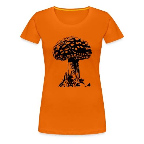 shrum - T-shirt Premium Femme
