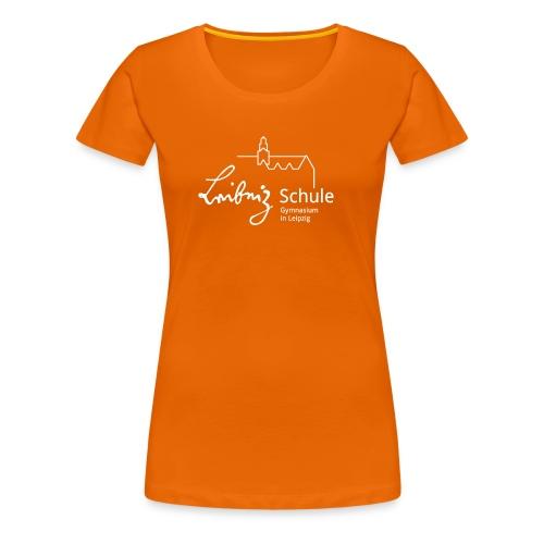 Leibnizschule Gymnasium der Stadt Leipzig - Frauen Premium T-Shirt