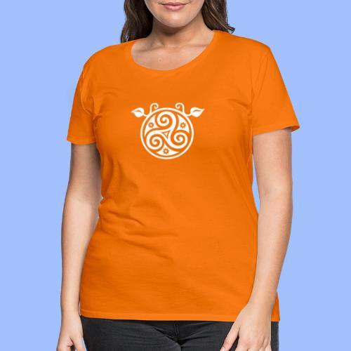 Triskell - T-shirt Premium Femme