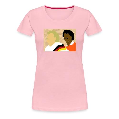 Voller-Rijkaard - Vrouwen Premium T-shirt