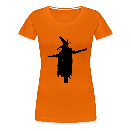 The Scarecrow - Camiseta premium mujer