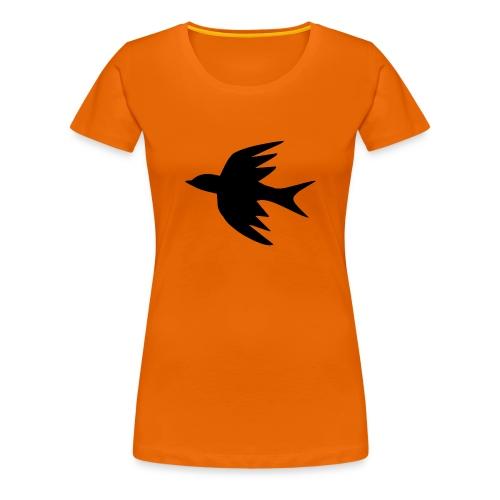 TheBrid - Dame premium T-shirt