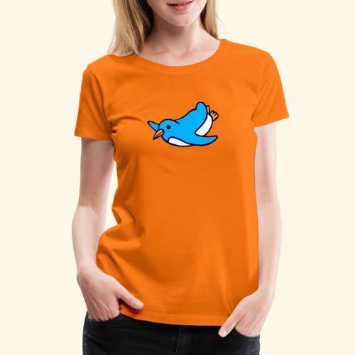 pingu - Frauen Premium T-Shirt