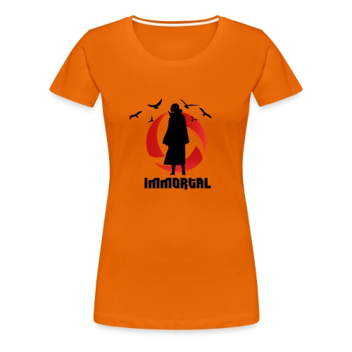 itachi immortal - Frauen Premium T-Shirt