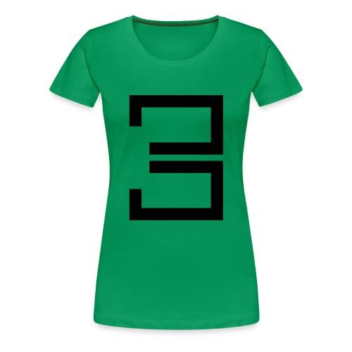 3 - Women's Premium T-Shirt