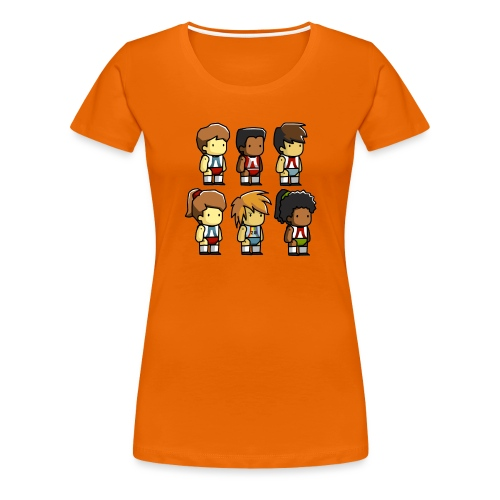 Limited Edition Childhood - Vrouwen Premium T-shirt