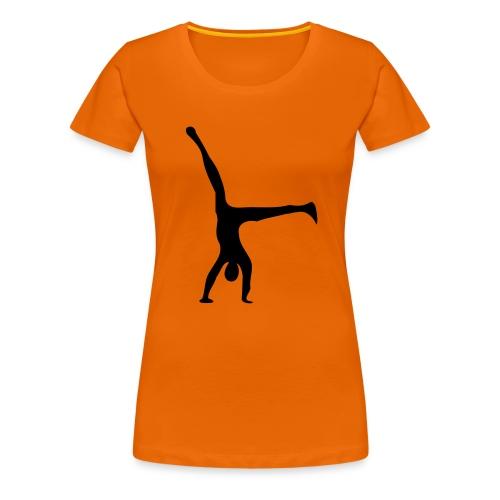 au - Women's Premium T-Shirt