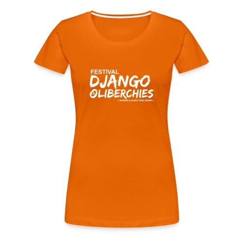 Django2019 - T-shirt Premium Femme