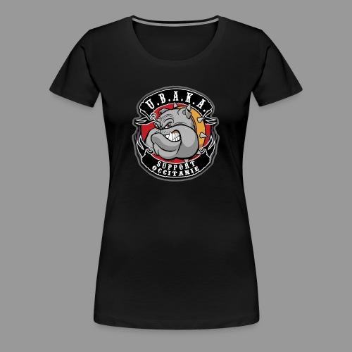UBAKA Occitanie Support - T-shirt Premium Femme