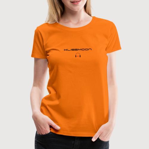 Klissmoon Logo black - Women's Premium T-Shirt