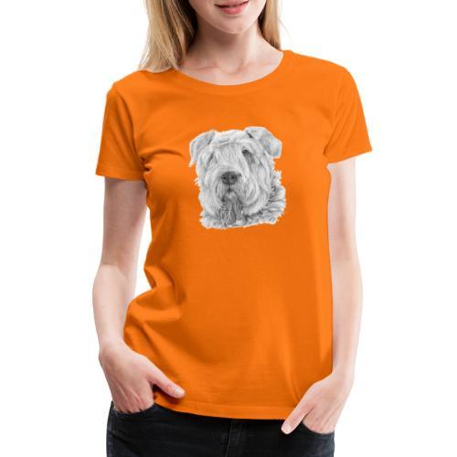bouvierDesFlandres M - Dame premium T-shirt
