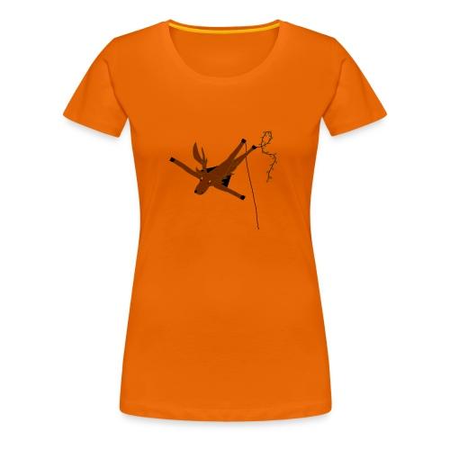 Cerf-Volant - T-shirt Premium Femme