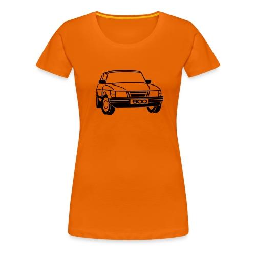 og900halffront - Women's Premium T-Shirt