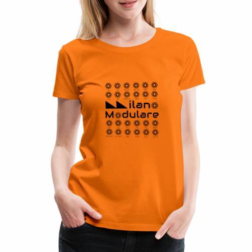 Milano Modulare - Maglietta Premium da donna