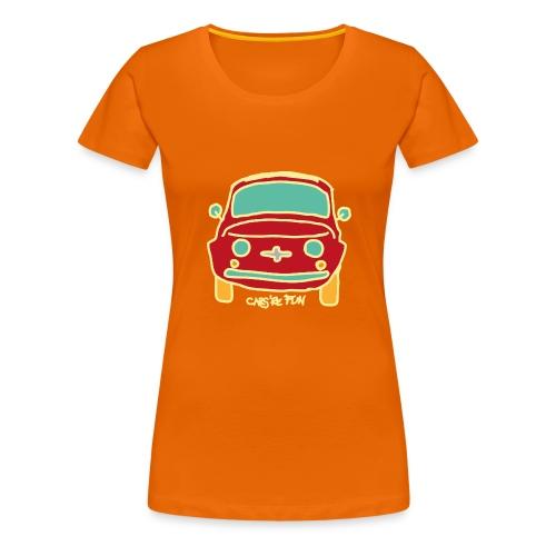 Voiture ancienne mythique - T-shirt Premium Femme