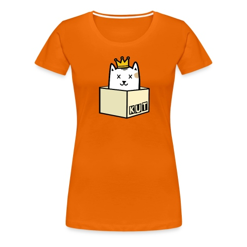Kut Kingsday 2018 - Vrouwen Premium T-shirt
