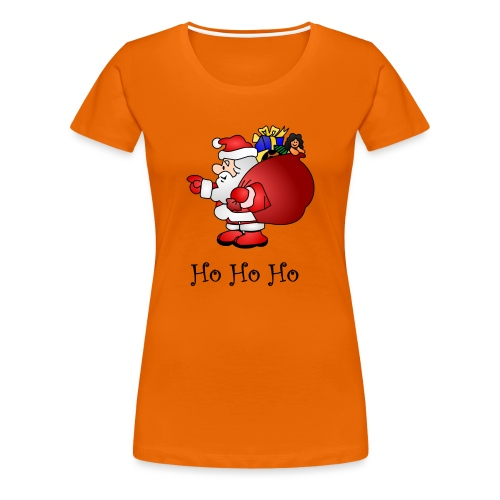 Isle of Daddy Frost - Women's Premium T-Shirt