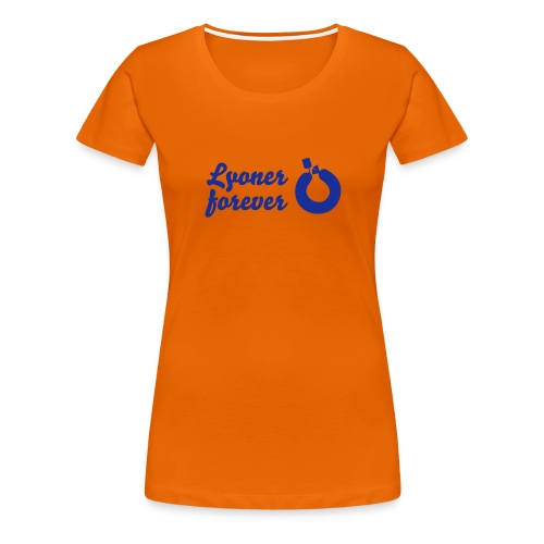lyonerpf - Frauen Premium T-Shirt