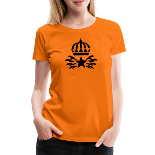 T-shirt, Televerket - Premium-T-shirt dam