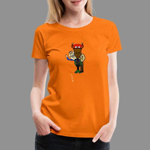 the Drover's - Vrouwen Premium T-shirt