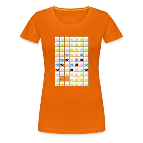 nomde1 - Camiseta premium mujer
