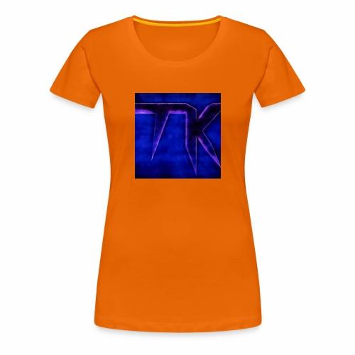 tomkatt premium - Women's Premium T-Shirt