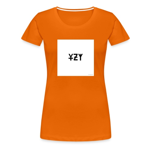 SHIRTS - Dame premium T-shirt