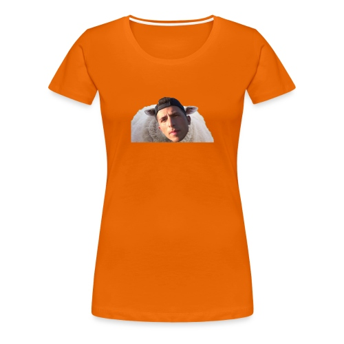 TVS het Armo Schaap en SHIT - Vrouwen Premium T-shirt