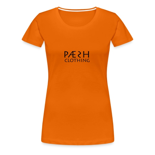 PÆSH_CLOTHING - Premium T-skjorte for kvinner