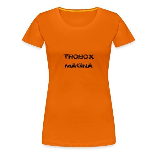 DESIGN - T-shirt Premium Femme