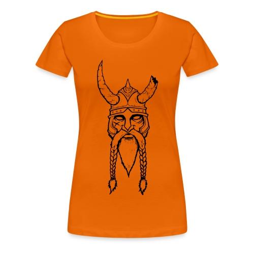 Vikinger - Frauen Premium T-Shirt