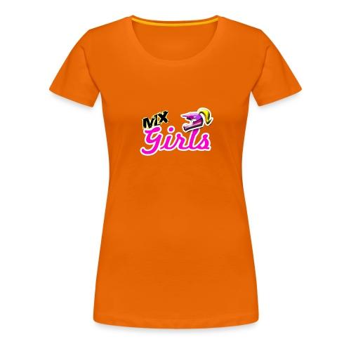 motivo mx girls - Maglietta Premium da donna