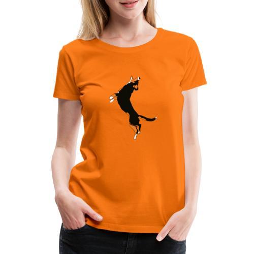 Entlebucher - Premium-T-shirt dam