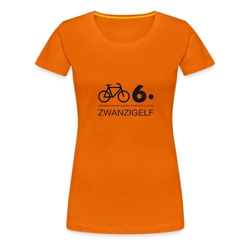 6 itsg - Frauen Premium T-Shirt