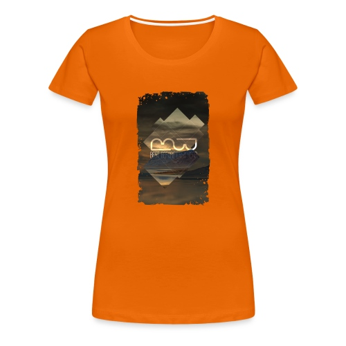 Men's shirt Album Art - Women's Premium T-Shirt