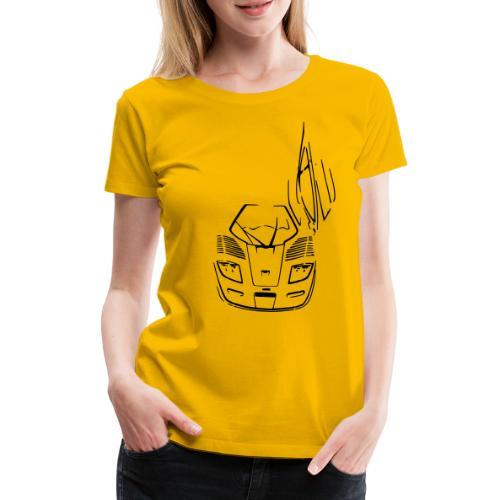 GTR Longtail Door - Women's Premium T-Shirt