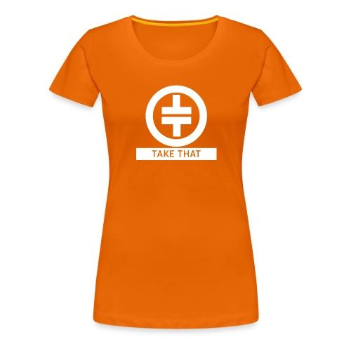 Take That30 Years - Women's Premium T-Shirt