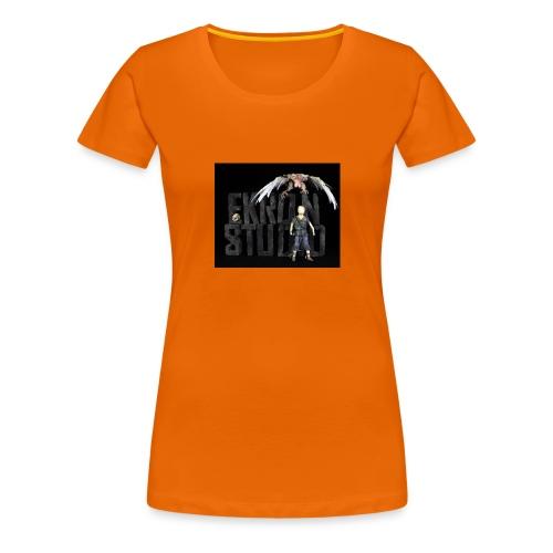 ekron studio - Premium-T-shirt dam