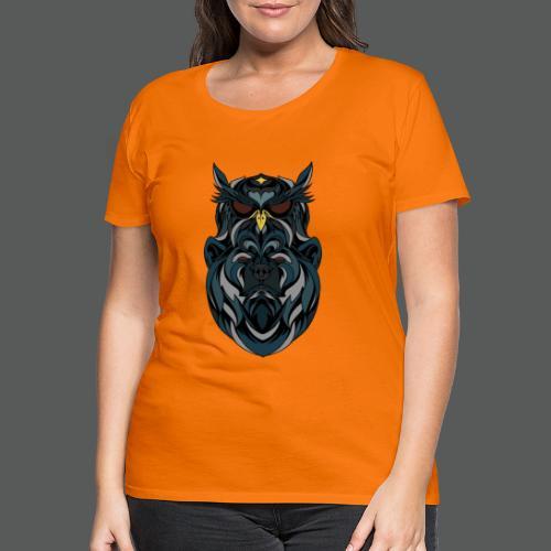animal art work - Women's Premium T-Shirt