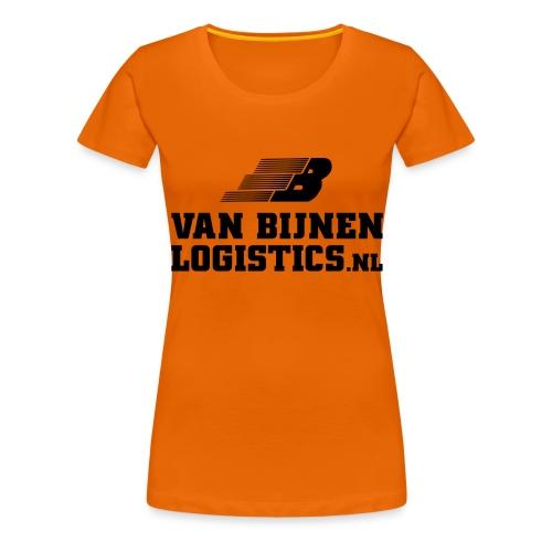 logo sportshirts - Vrouwen Premium T-shirt