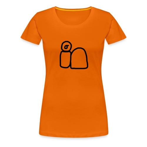 IN - Women's Premium T-Shirt