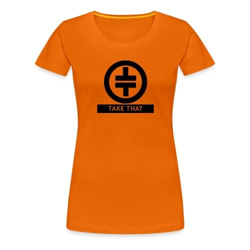 Take That30 Years - Dame premium T-shirt
